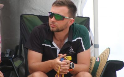 Meet our staff: Director of Rowing Nick Bartlett