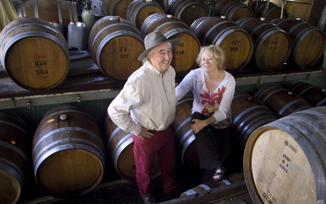 Four Gippsland wineries join forces to support Gippsland Grammar
